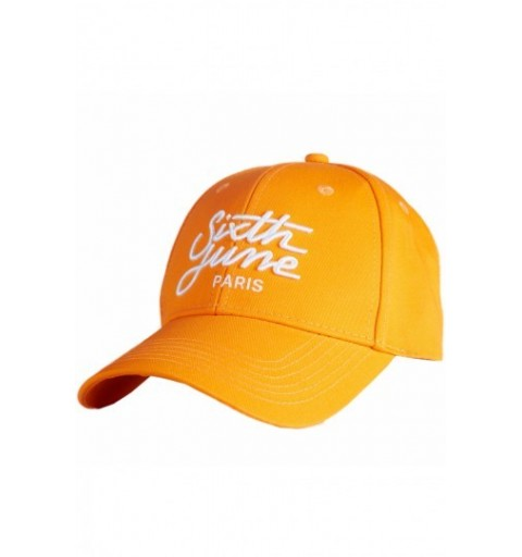 GORRA Sixth June - Orange