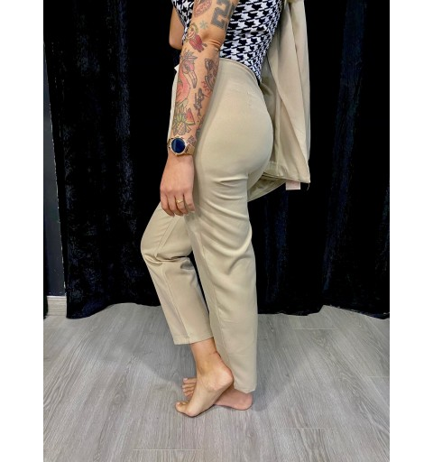 Pantalón SWEET Beig / Traje