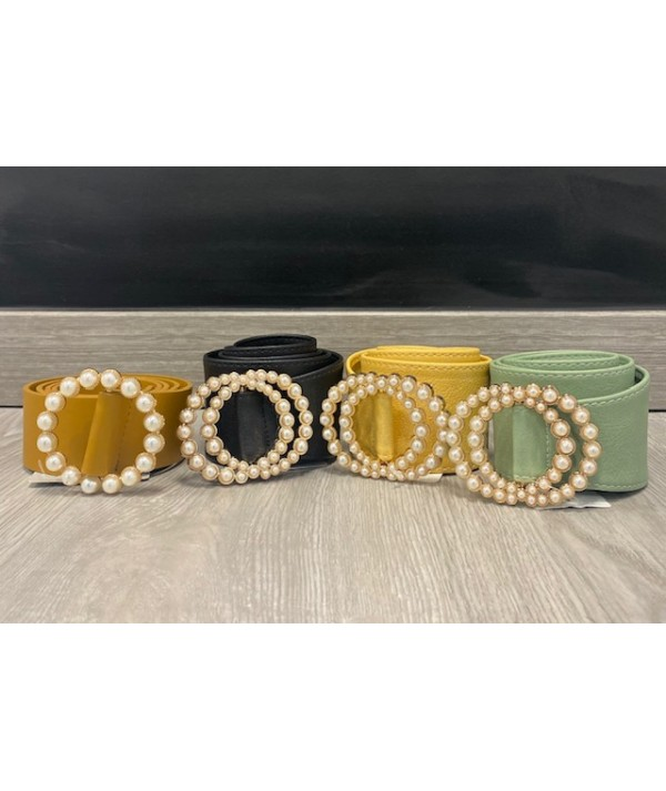 Cinturón SWEET Perlas